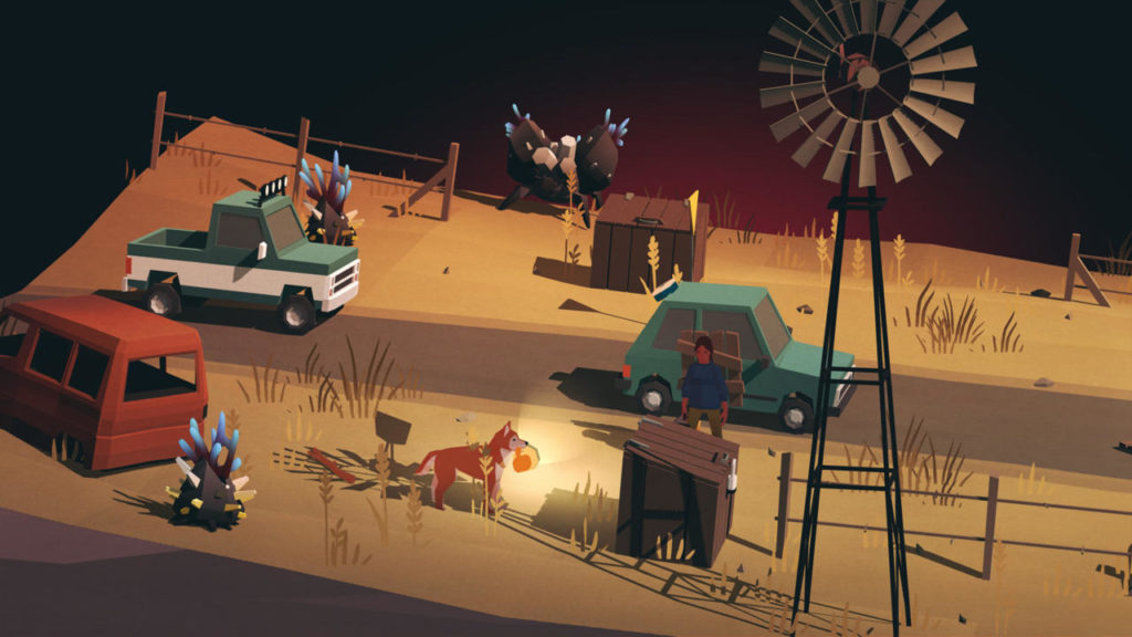 Review Overland - Road Trip From Hell