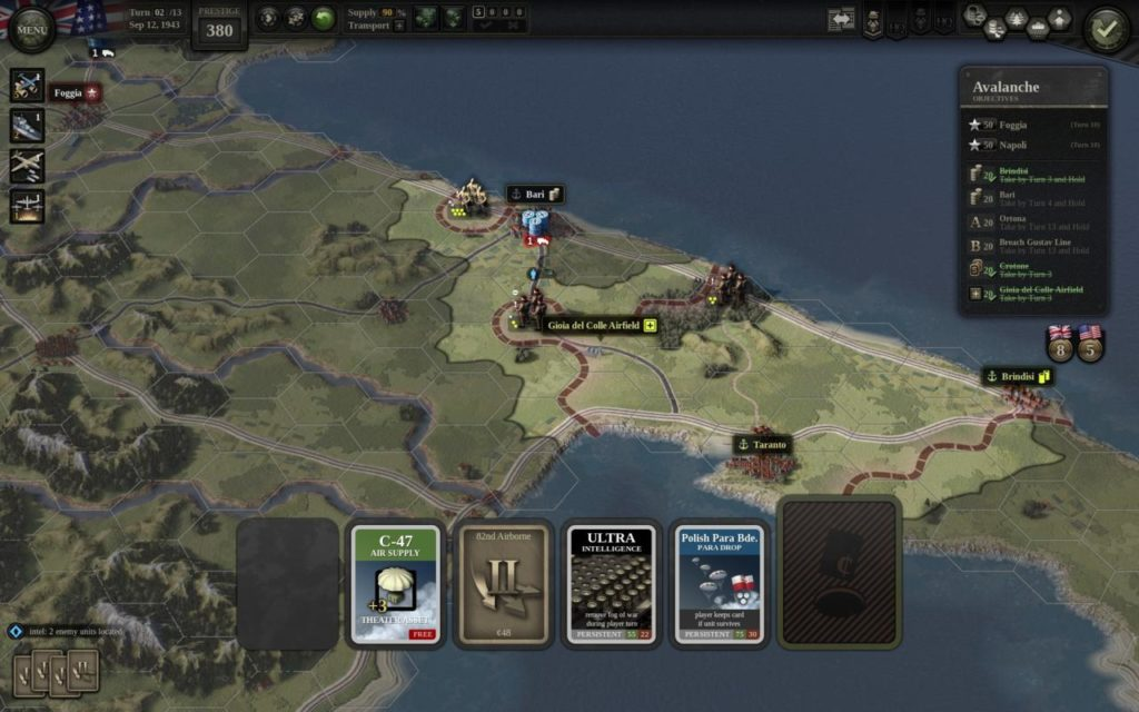 Review Unity Of Command 2