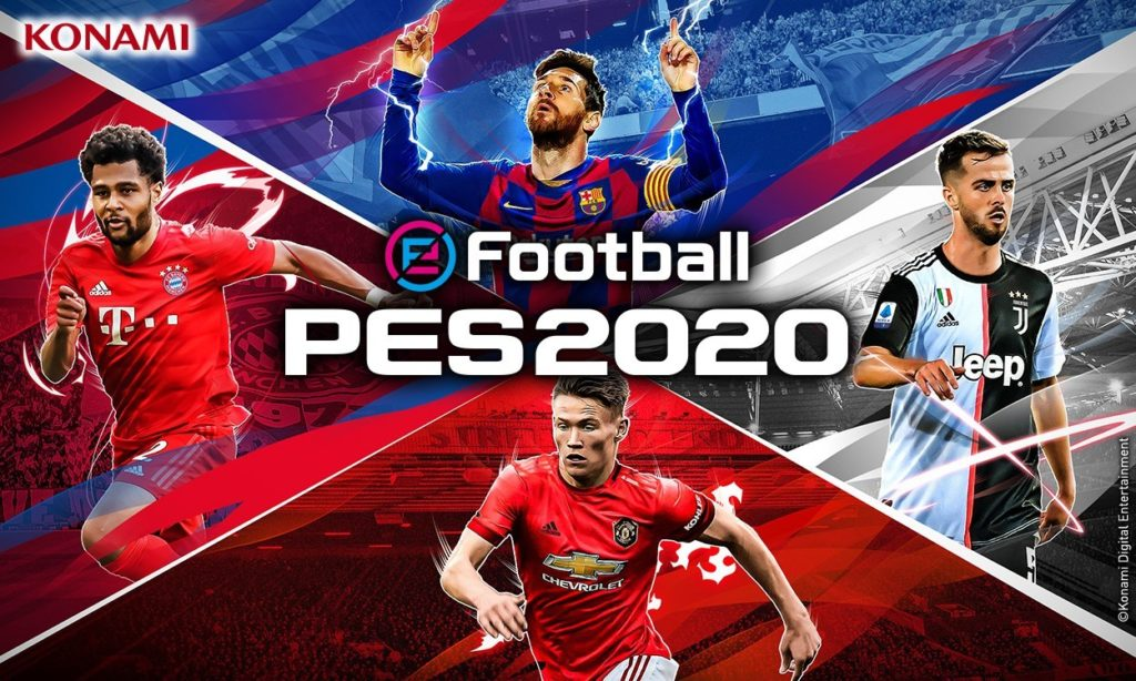 Review eFootball PES 2020