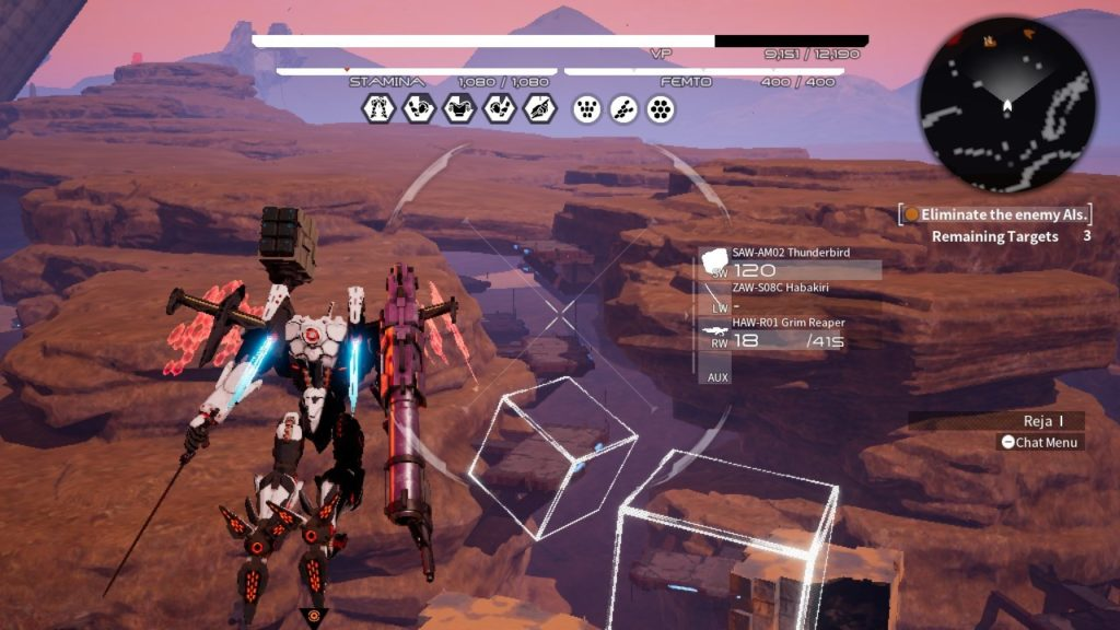 Review Daemon X Machina